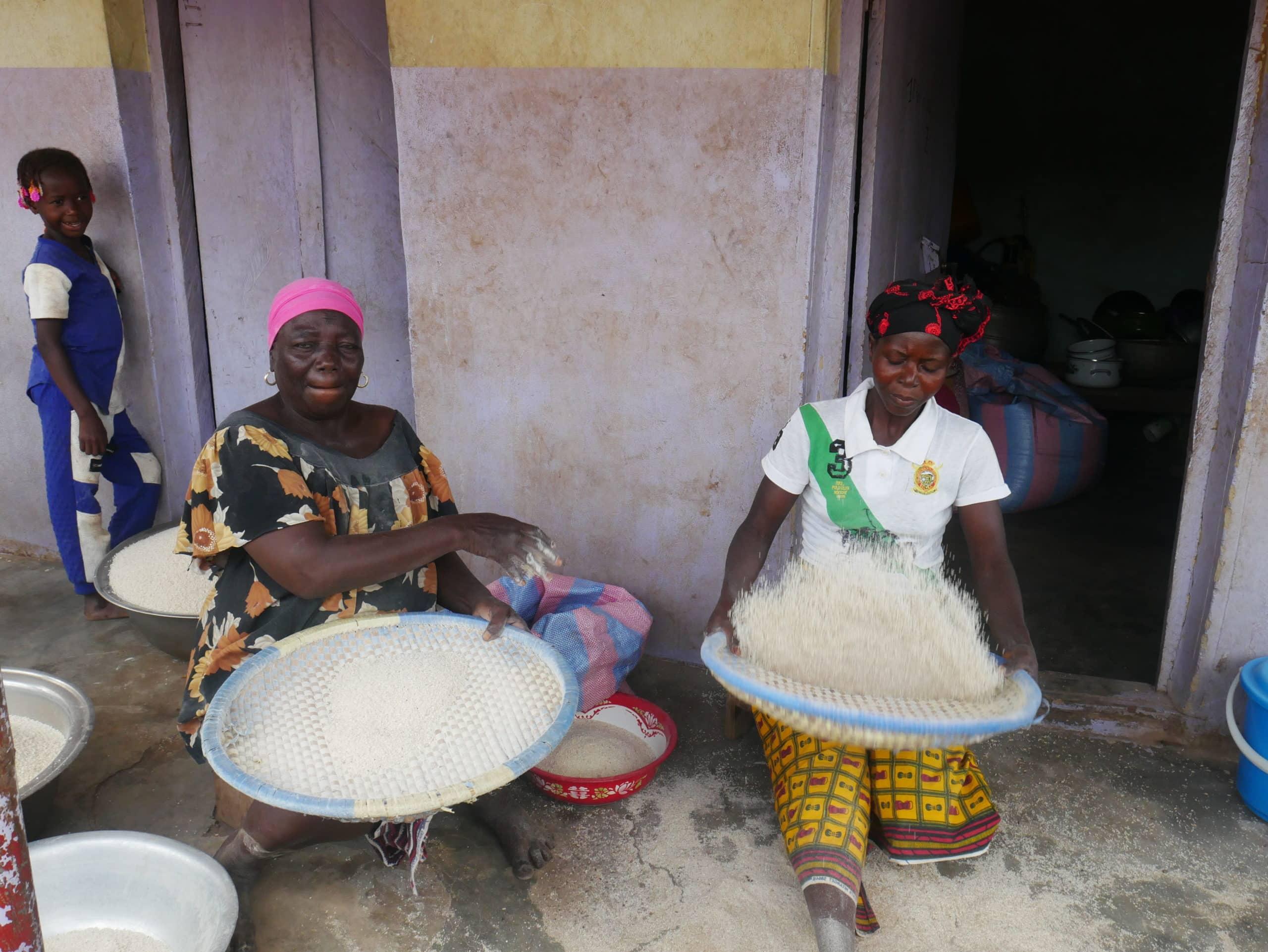 La Côte d'Ivoire a un sol extrêmement riche.