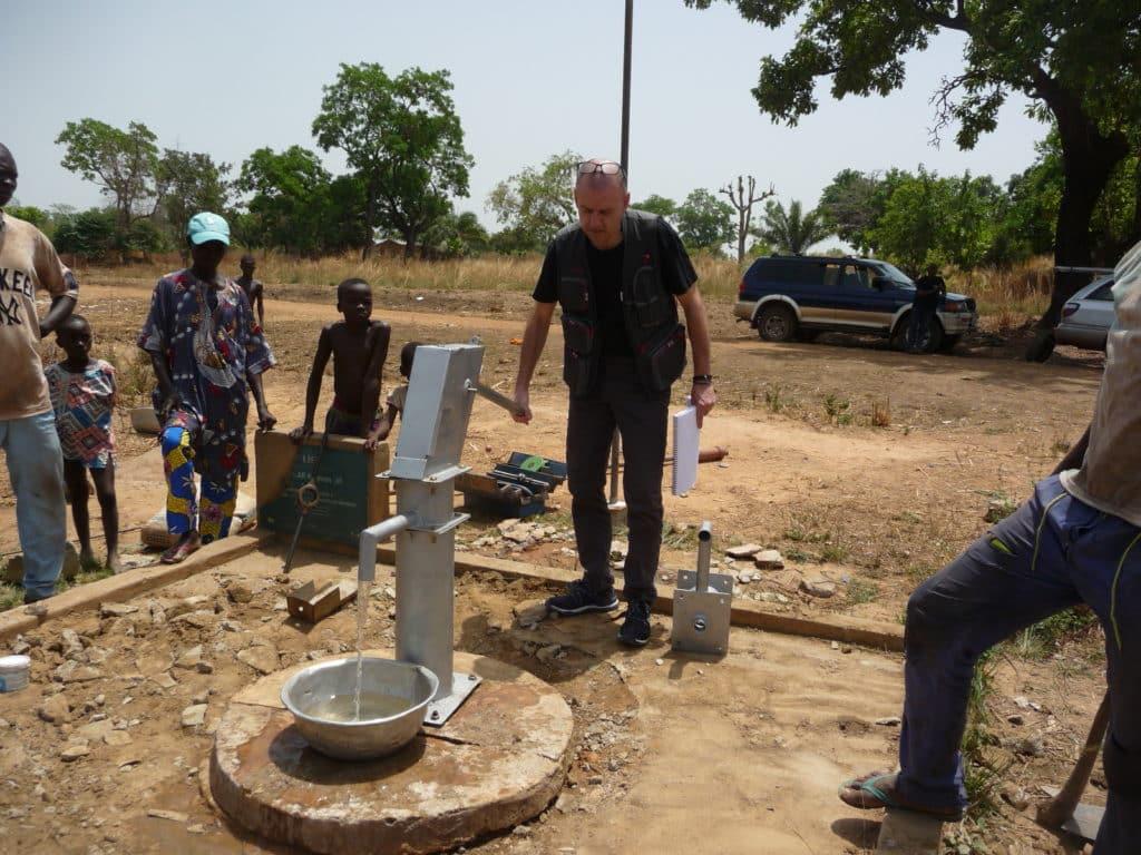 eau puits afrique