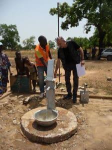 puits d'eau afrique